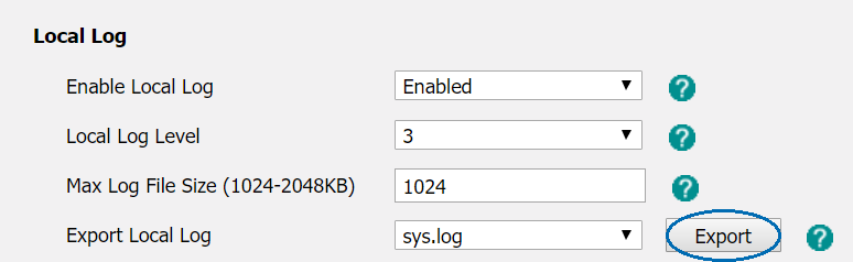 Conducting a Packet Capture on Yealink - MaxoTel / Maxo