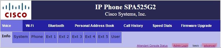 Cisco SPA Series Setup Guide - MaxoTel / Maxo Telecommunications