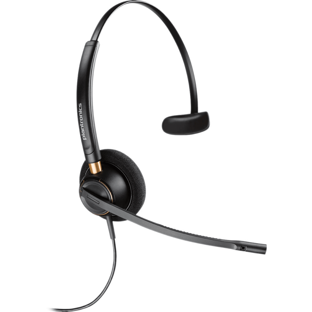 Plantronics EncorePro HW510 Noise Cancelling Headset